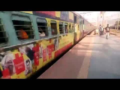 12201 MUMBAI LTT - KOCHUVELI GARIBRATH DEPARTS THANE from YouTube · Duration:  3 minutes 22 seconds