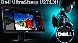 Dell UltraSharp U2713H - Професійний LED Монітор на 27''