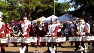 Mississippi State Drumline 2013 - Double Beat 2004