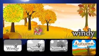 """Видеоурок по английскому языку """"Seasons and Weather"""""""