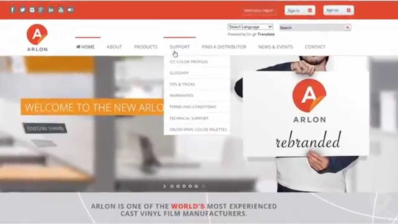 Uploading an Arlon Media Profile into FlexiSignPro