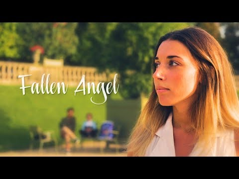 Fallen Angel // A Visual Poem