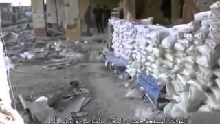 Война в Сирии  Блокировка и зачистка!!!