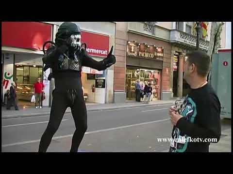 Στη ΛαΡάμπλα χτυπά η καρδιά της Βαρκελώνης