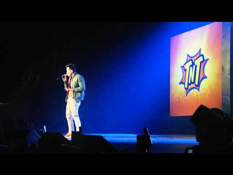 Jason Dy Sings Justin Bieber Medley at TNT Super Panalo Day