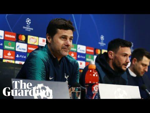 'I'll go home' if Tottenham win the Champions League, says Mauricio Pochettino