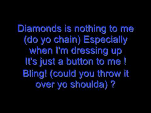 Jibbs  Chain Hang Low Lyrics