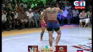 Noun Anoch Vs. Hang Dara - Cambodian bokator