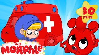 Morphle is HURT! - Ambulance Morphle   Cartoons for Kids   Mila and Morphle   Morphle TV