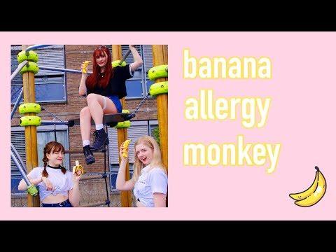 [COVER] OH MY GIRL BANHANA 오마이걸 반하나 - Banana allergy monkey 바나나 알러지 원숭이