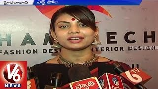 People shows interest for variety of interior designs   Interior Expo - Hyderabad(23-05-2015)