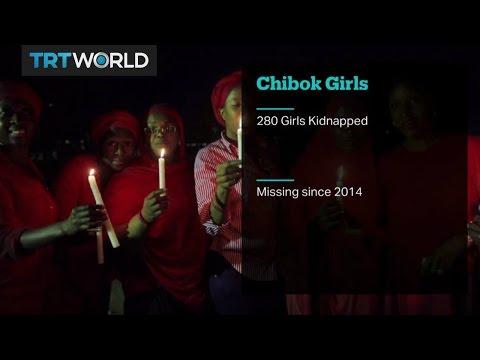 Chibok Girls Freed: Nigeria says Boko Haram releases 82 schoolgirls