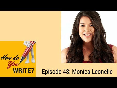 Ep. 048: Monica Leonelle on Writing Faster with Dictation