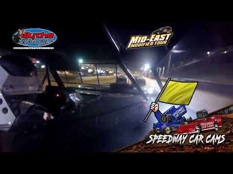 #50B Justin Blevins - Open Wheel - 8-31-19 Wythe Raceway - In-Car Camera