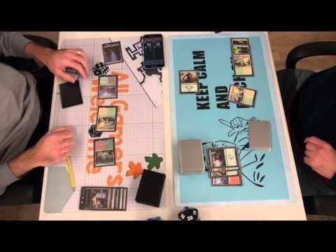 FNM 11-13-15 BFZ Standard Round 1 Tim Dune Control vs Rockett GW Midrange Game 1