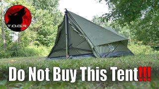 ⚠️Warning ⚠️ Do Not Buy the River Country Trekker Tent 2.2