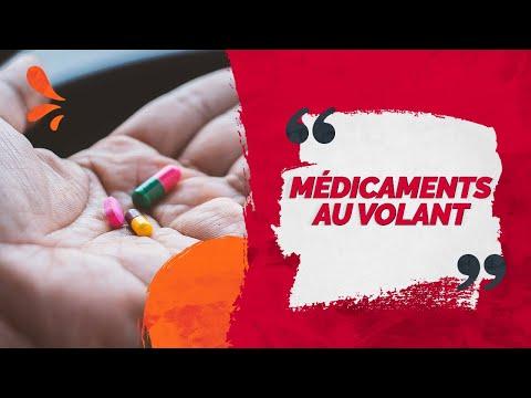 La route de la Prévention Routière - Episode 2 - La prise de médicaments