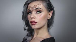 Elven Inquisitor Dragon Age - Fantasy Makeup Tutorial/Transformation