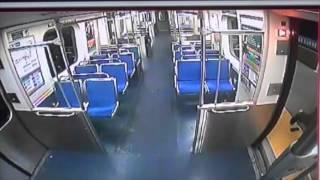 Une agression très violente filmée dans un métro de Philadelphie