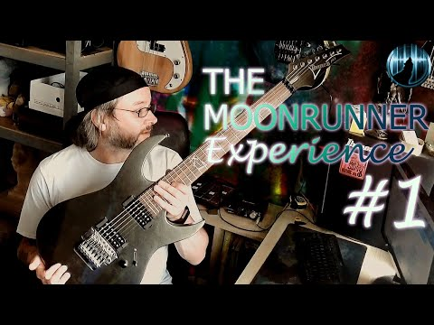 Moonrunner Experience #1 | Riffs | Mystery Guitar | What's Going On