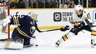 NHL Highlights | Sabres vs Predators - Jan. 18, 2020