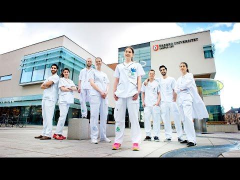 Dom är först ut från läkarutbildningen i Örebro universitet