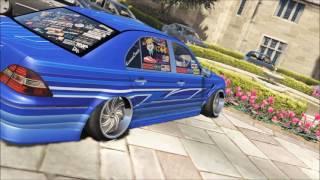 GTA5 実車MOD セダンミーティング