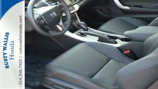 2015 Honda Accord Coupe Dallas TX Fort Worth, TX #150150 - SOLD