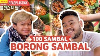 BORONG SAMBEL GA BAYAR!!! #BALI