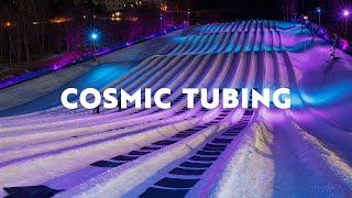 Cosmic Snow Tubing, Massanutten