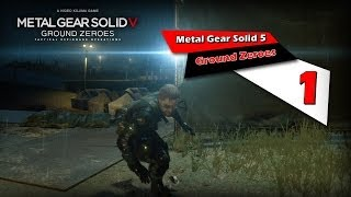 Metal Gear Solid 5: Ground Zeroes - XBOX ONE - Playthrough #1 [Detonado PT BR]