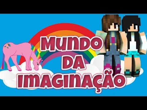 Mundo da Imaginação - VOANDO COM UNICÓRNIOS #09