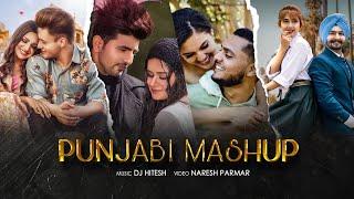 Love is in The Punjabi Mashup (2021) - Latest Punjabi Song Mashup by DJ Hitesh & Naresh Parmar