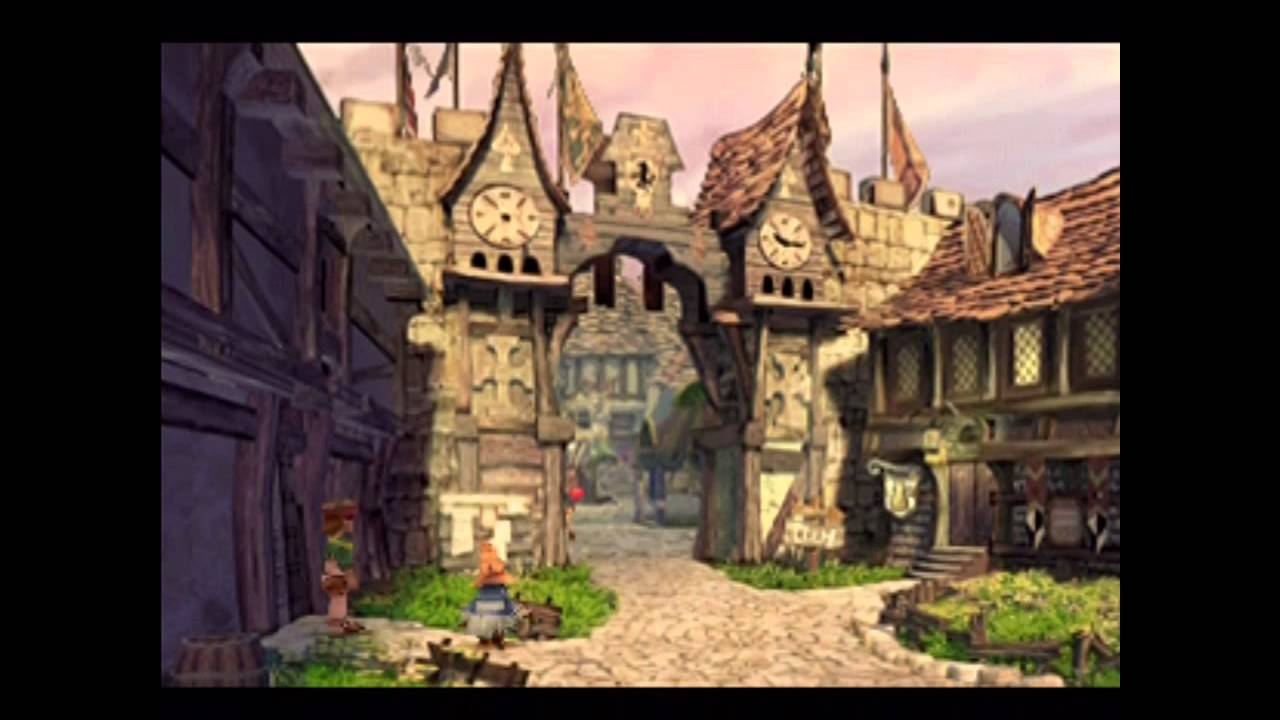 Final fantasy 9 gameplay walkthrough part 1 tantalus and for Final fantasy 8 architecture