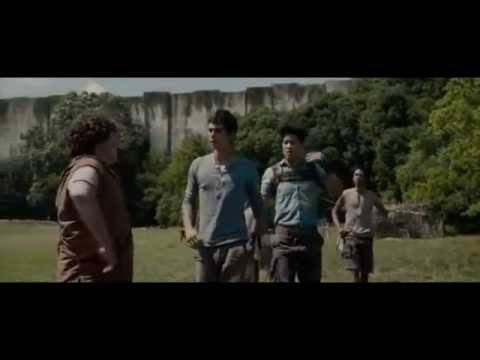 """""""Girls are awesome"""" Quote from the movie Maze Runner"""
