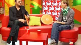 Интервью с  В. Лертом  MTV (ч.2)