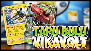 Tapu Bulu GX / Vikavolt - Pokémon TCG Online Gameplay