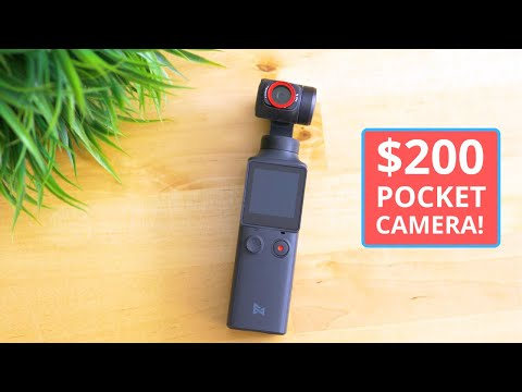Xiaomi's Fimi Palm: The $200 Pocket Gimbal Camera to beat in 2020?
