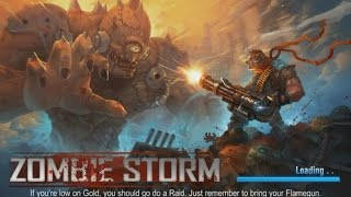 Zombie Storm - Android Gameplay HD