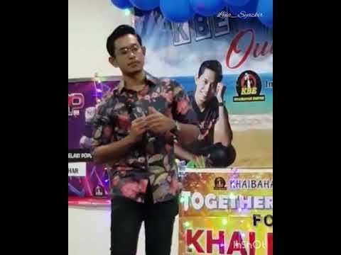 Kisah Antara Kita - Khai Bahar [KBE Family Day, 15-16 Sept 18]