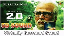 ⚡ 2 0 video songs download 8d mp3 tamil | 2 0 (Enthiran 2 0) Tamil