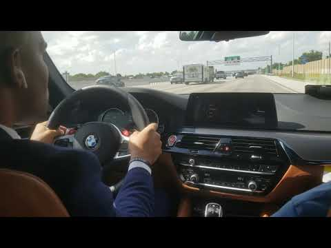 2019 F90 BMW M5 Competition Test Drive!