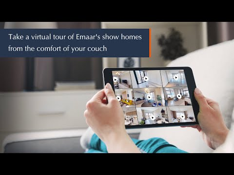 Take A Virtual Tour Of Emaar's Show Homes From The Comfort Of Your Couch