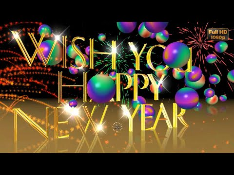 Happy New Year 2019, Wishes,Whatsapp Video,New Year Greetings,Animation,Message,Ecard,Download