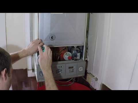 How to replace Worcester RSF CDI diverter valve. Boiler repair. Heating geeks