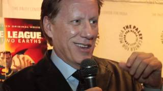 Justice League: Crisis on Two Earths - James Woods Interview