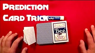 Great Prediction Card Trick!