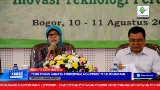 Temu Teknis Jabatan Fungsional Non Peneliti Balitbangtan 2016