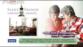 Saint Francis Residential Community 2016 Commercial thumbnail