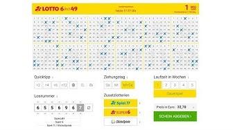 Wie spielt man LOTTO 6aus49? Schnell & einfach erklärt von Lotterie.de
